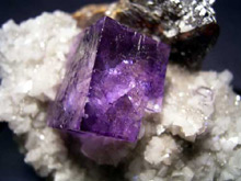 Fluorite-xx Elmwood Mine